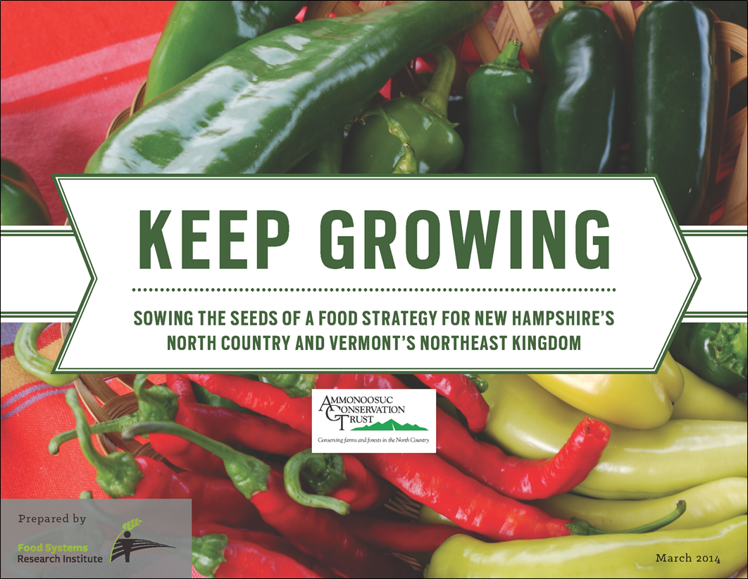 Keep Growing Report Cover